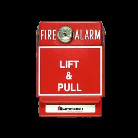ปุ่มกดแจ้งเหตุไฟไหม้