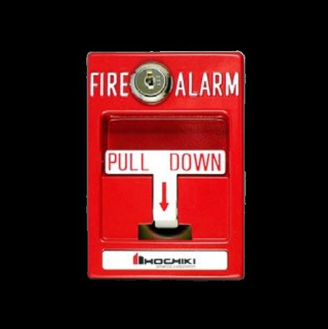 ปุ่มกดแจ้งเหตุเพลิงไหม้