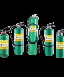ถังดับเพลิงชนิดเคมีสูตรน้ำ